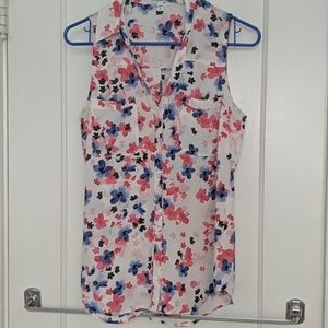 Express Floral Portofino Cut Off